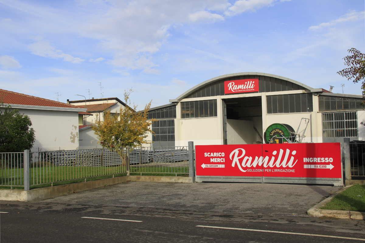 Ramilli capannone